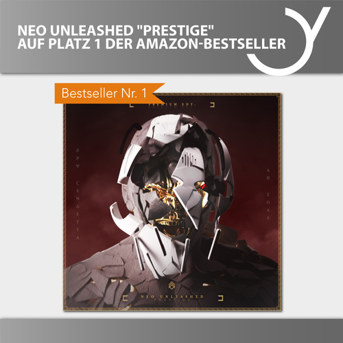 "Neo Unleashed's ""Prestige"" entered the Amazon Bestseller Lists at #1"
