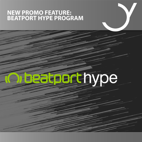 Neues Promo Feature - Beatport Hype Programm