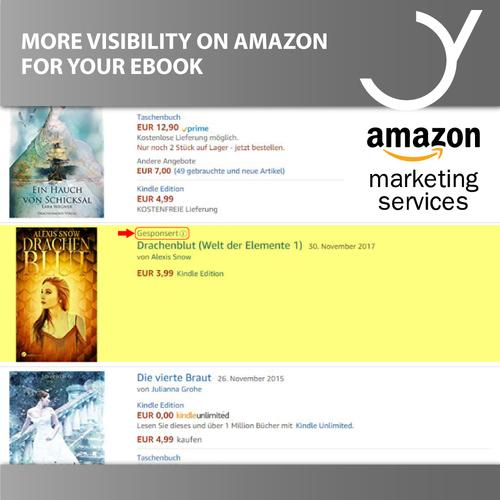 Verkaufe mehr eBooks auf Amazon!