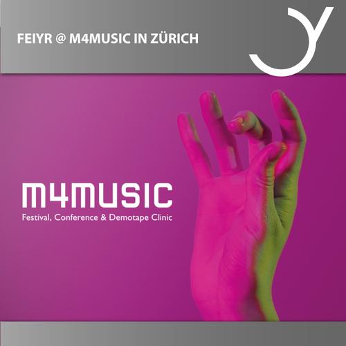 Feiyr @ m4music 2019 in Zürich
