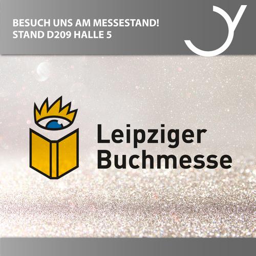 Feiyr goes Leipziger Buchmesse 2019