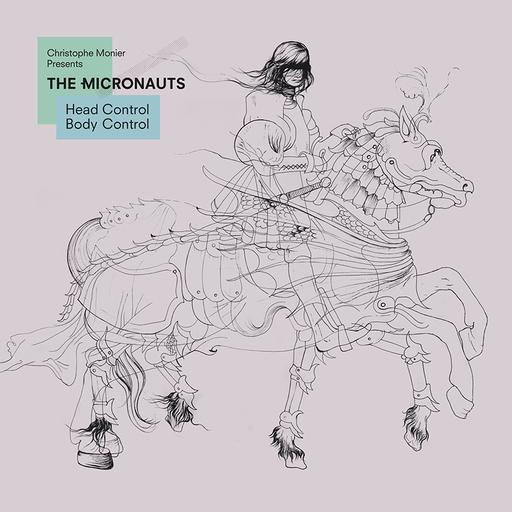 The Micronauts - The Micronauts - Head Control Body Control