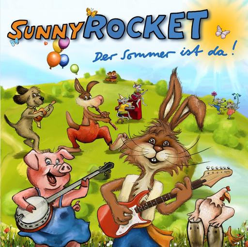 Sunny Rocket - Der Sommer ist da