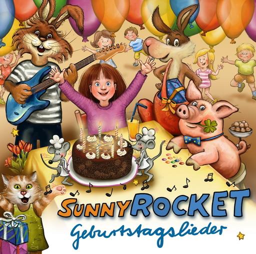 Sunny Rocket - Geburtstagslieder