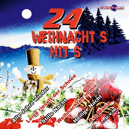 Various Artists - 24 Weihnachts Hit's
