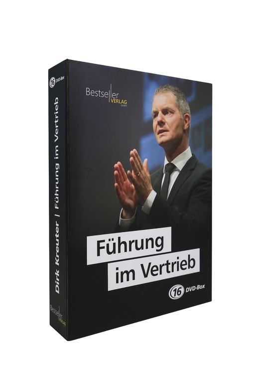 Kreuter, Dirk - Führung im Vertrieb  Box
