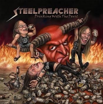 Steelpreacher - Drinking With The Devil
