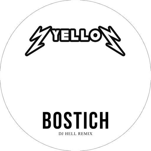 Yello - Bostich (DJ Hell 2018 Remix)