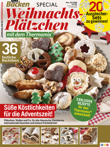 Buss, Oliver - Simply Backen Special - Weihnachts-Plätz