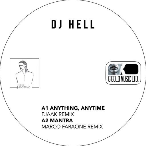 DJ Hell - Various Titles