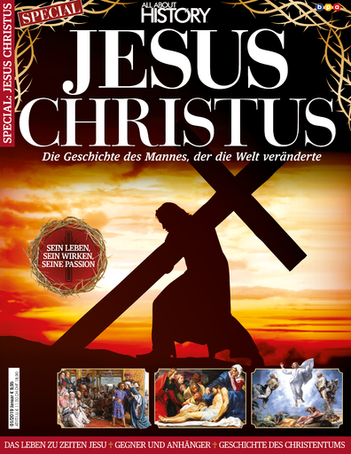 Buss, Oliver - ALL ABOUT HISTORY - Jesus Christus