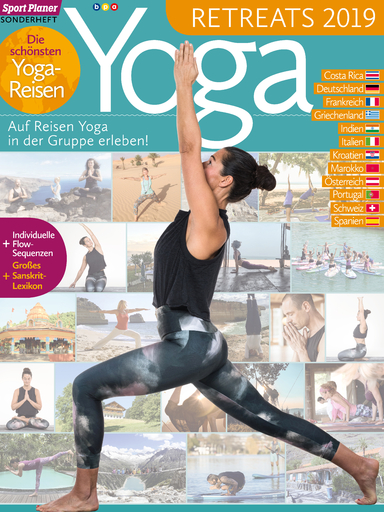 Schmitt-Krauß, Adriane - Yoga Retreats 2019