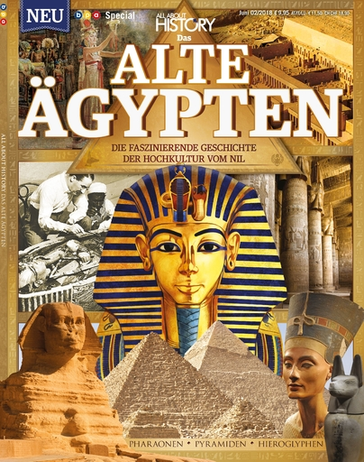 Buss, Oliver - ALL ABOUT HISTORY – Das alte Ägypten