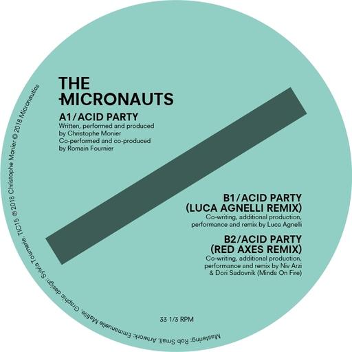 The Micronauts - Acid Party
