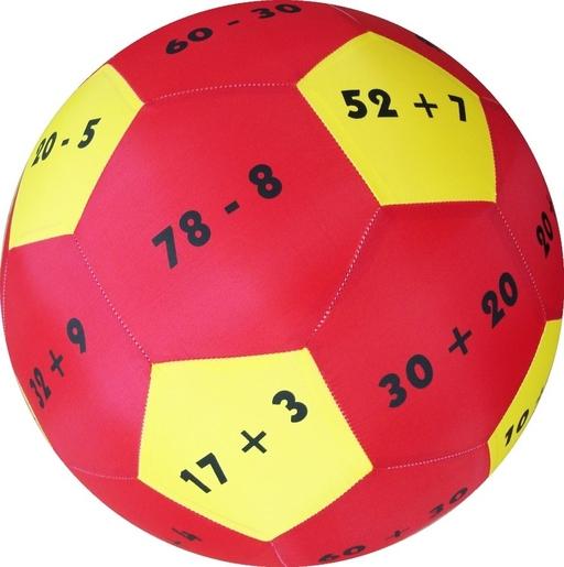 Stubenrauch, Bernhard - HANDS ON Lernspielball - Plus und Minus