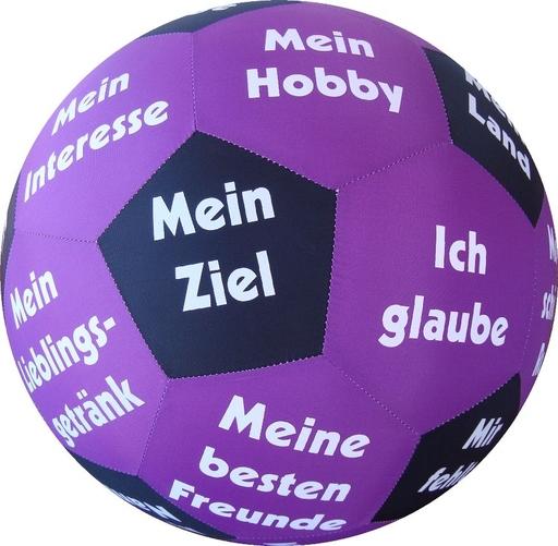 Stubenrauch, Bernhard - HANDS ON Lernspielball - Kennenlernball