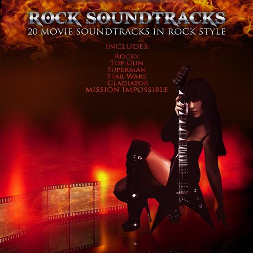 M.S. Art - M.S. Art - Rock Soundtracks