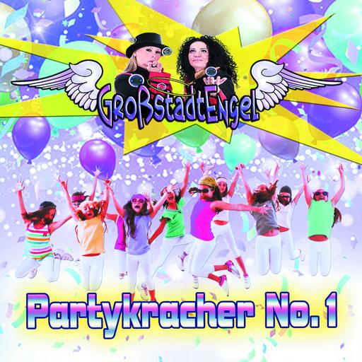 GroßstadtEngel - Partykracher No. 1