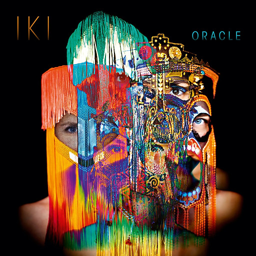 Iki - Oracles LP - Gatefold Cover
