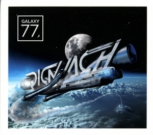 Ricky Inch - Galaxy 77