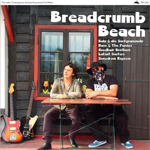 Various Artists - Breadcrumb Beach - Contemporary Austrian