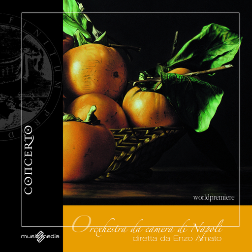 Chamber Orchestra of Naples conducted by - Sinfonie Napoletane