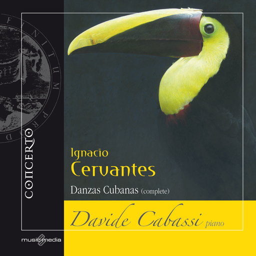 Davide Cabassi - Ignacio Cervantes - Danzas Cubanas