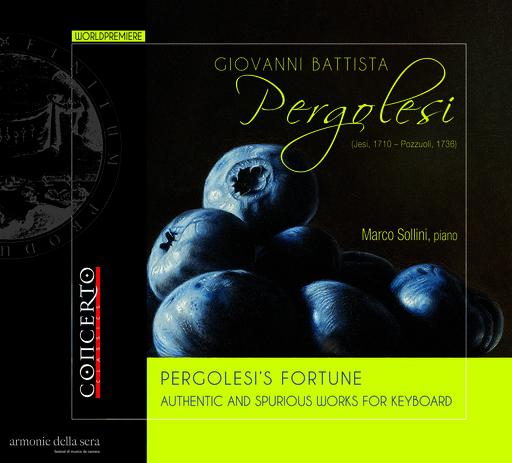 Marco Sollini - Pergolesi's Fortune - Authentic and spur