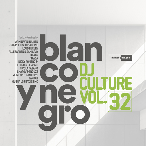Various Artists - Blanco Y Negro DJ Culture Vol. 32