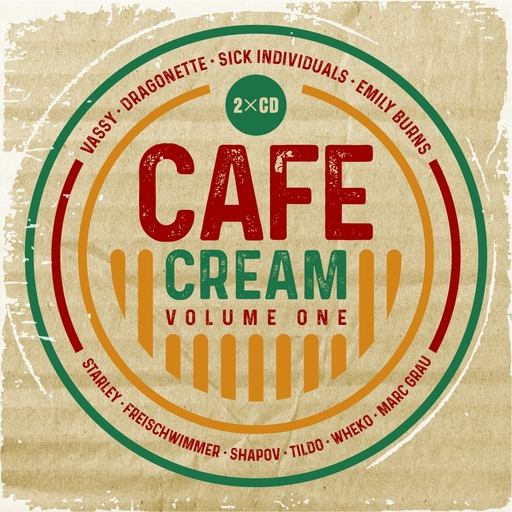 Various Artists - Cafe Cream, Vol. 1