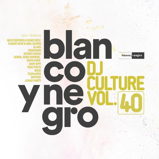 Various Artists - Blanco Y Negro DJ Culture Vol. 40