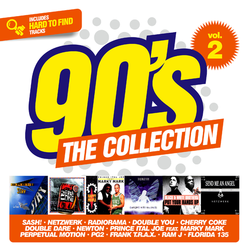 Various Artists - 90's The Collection, Vol. 2