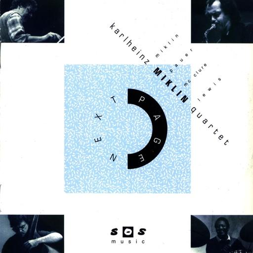 Karlheinz Miklin Quartet - Next Page