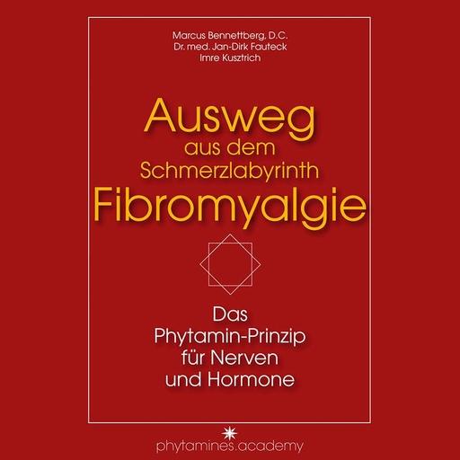 Bennettberg Marcus, Fauteck Jan-Dirk, Ku - Ausweg aus dem Schmerzlabyrinth Fibromya