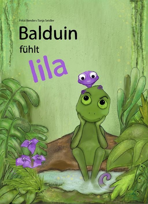 Bender, Fritzi - Balduin fühlt lila