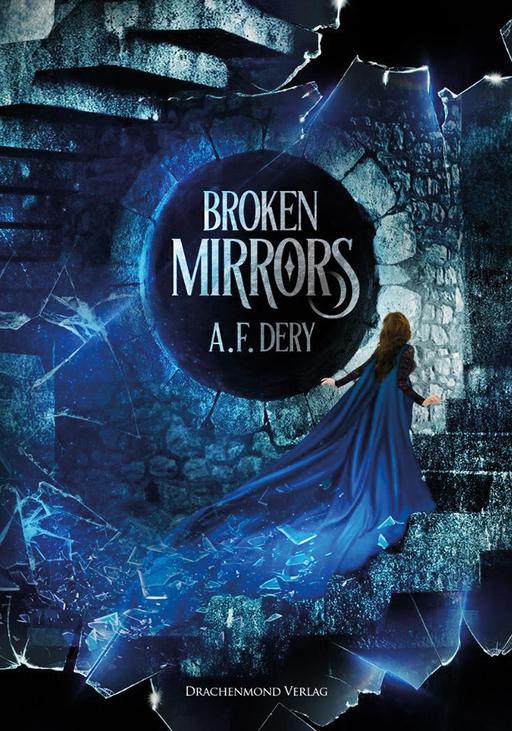 Dery, A.F. - Dery, A.F. - Broken Mirrors
