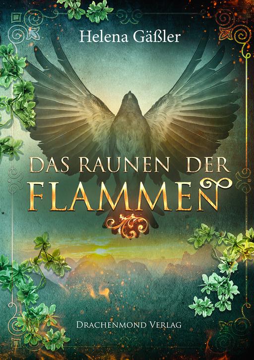 Gäßler, Helena - Gäßler, Helena - Das Raunen der Flammen