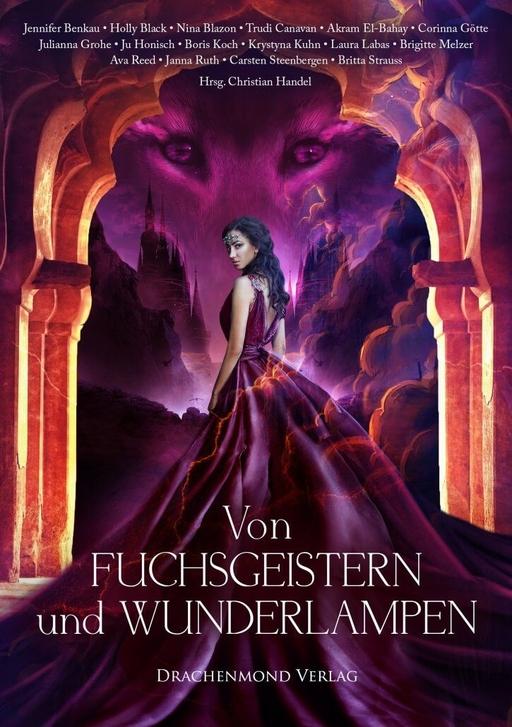 Reed, Ava / Labas, Laura / Grohe, Julian - Von Fuchsgeistern und Wunderlampen
