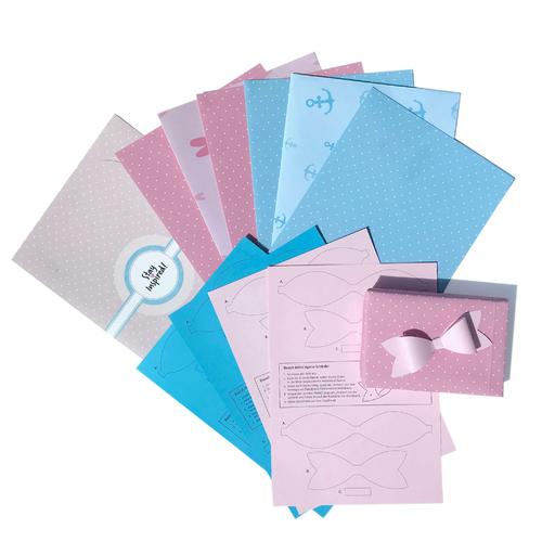 Lisa Wirth - Geschenkpapier 6 Bögen A2