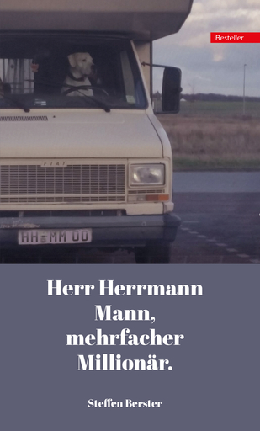 Berster, Steffen - Herr Herrmann Mann, mehrfacher Millionär