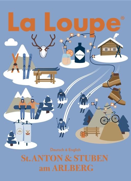 Skardarasy, Benjamin und Skardarasy, Jul - La Loupe St. Anton und Stuben am Arlberg