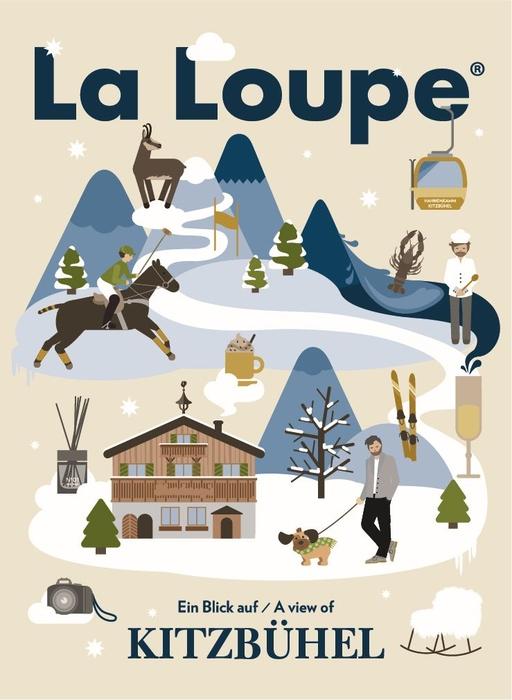 Skardarasy, Banjamin und Skardarasy, Jul - La Loupe Kitzbühel No. 1 - Winterausgabe