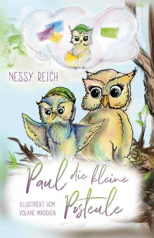Reich, Nessy - Paul die kleine Posteule