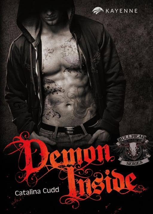 Cudd, Catalina - Demon Inside