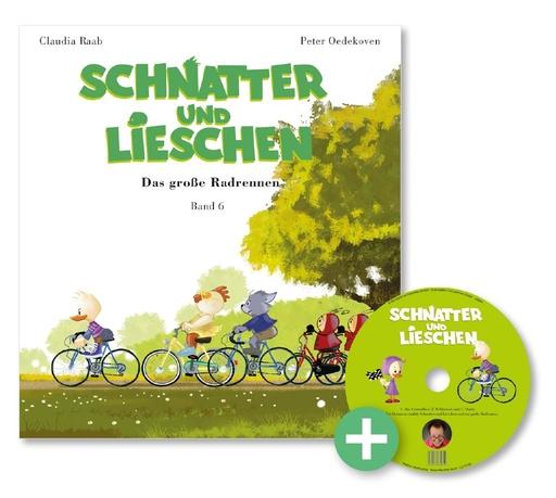 Raab, Claudia / Oedekoven, Peter - Schnatter und Lieschen - Band 6
