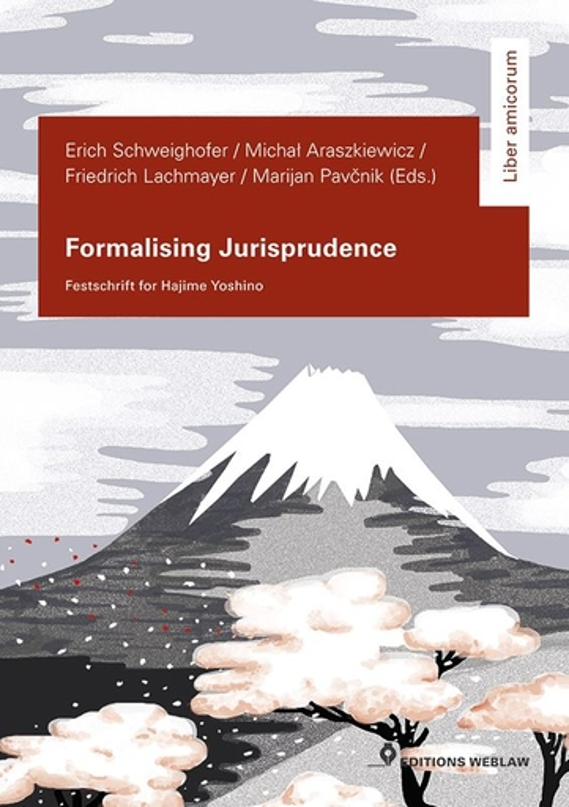 Schweighofer, Erich - Formalising Jurisprudence