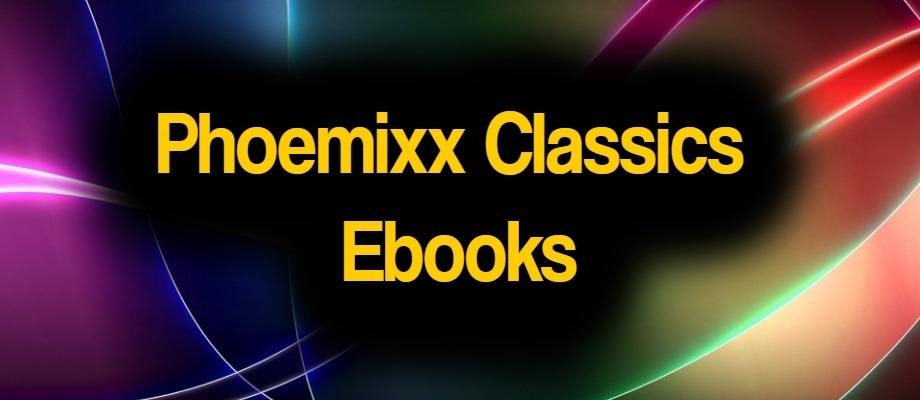 Phoemixx Classics Ebooks