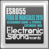 Feria de Manizales 2K15(Extended Mix) by Alexander Zabbi & 2Funks mp3 download