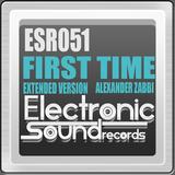 First Time by Alexander Zabbi mp3 download
