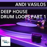 Deep House Drum Loops Part 1 by Andi Vasilos mp3 download